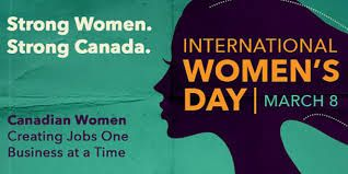 Image result for international women's day canada