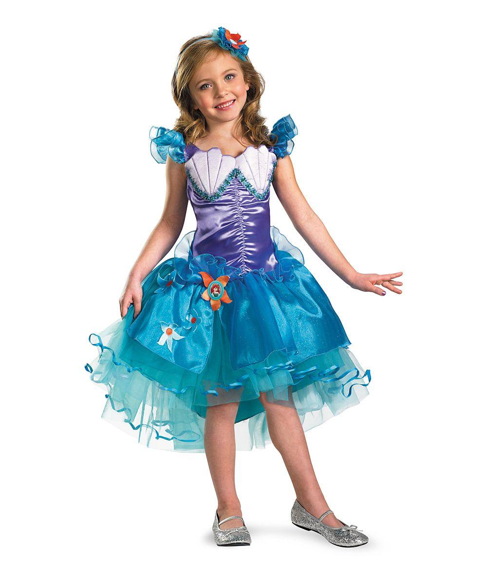 Blue Ariel Prestige Dress-Up Set - Toddler | Aria's Dress Up