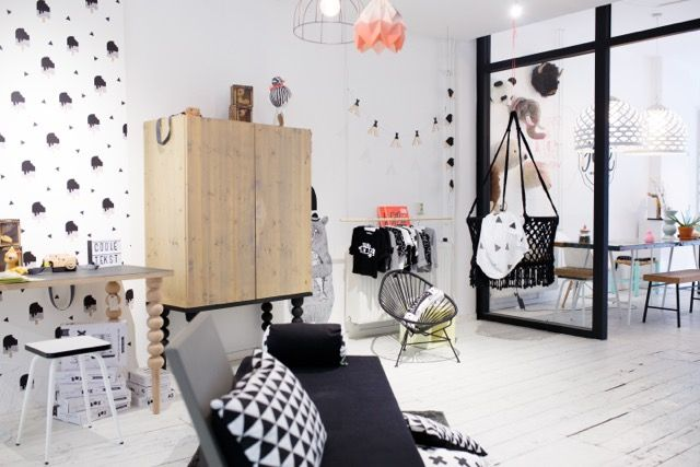 Lovely pic of our store! #interieur #Arnhem #kinderwinkel #meubels ...