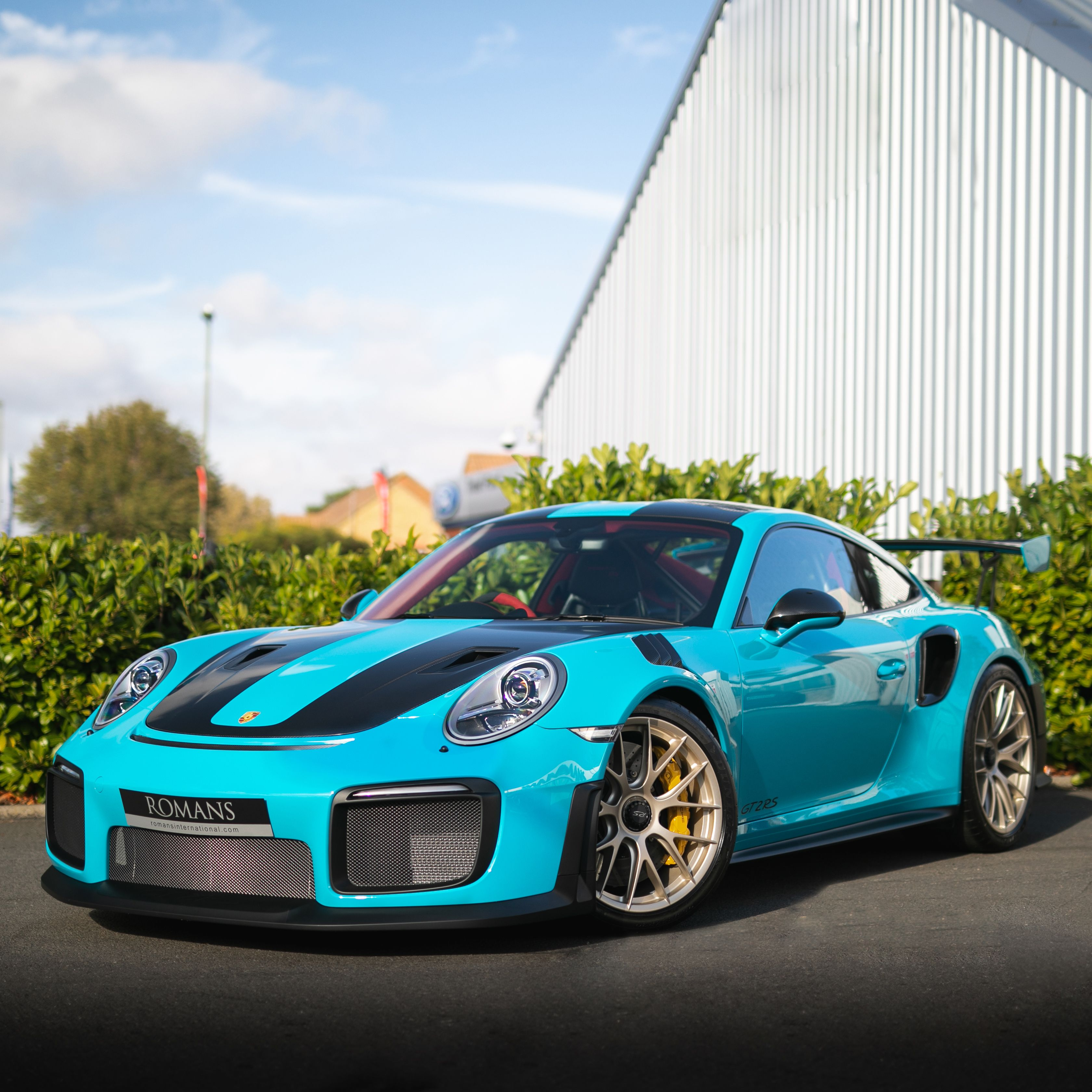 2018 Used Porsche 911 Gt2 Rs Pdk