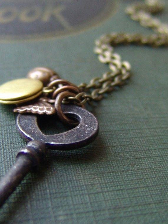 Old keys <3