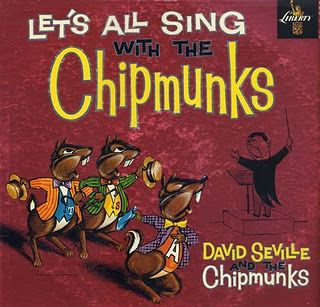 Let S All Sing With The Chipmunks With Images Classic Album