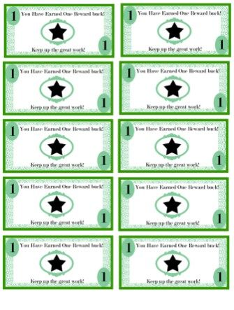 144 Cute and Easy DIY Potty Training Chart You Can Make at Home MM - workout char template