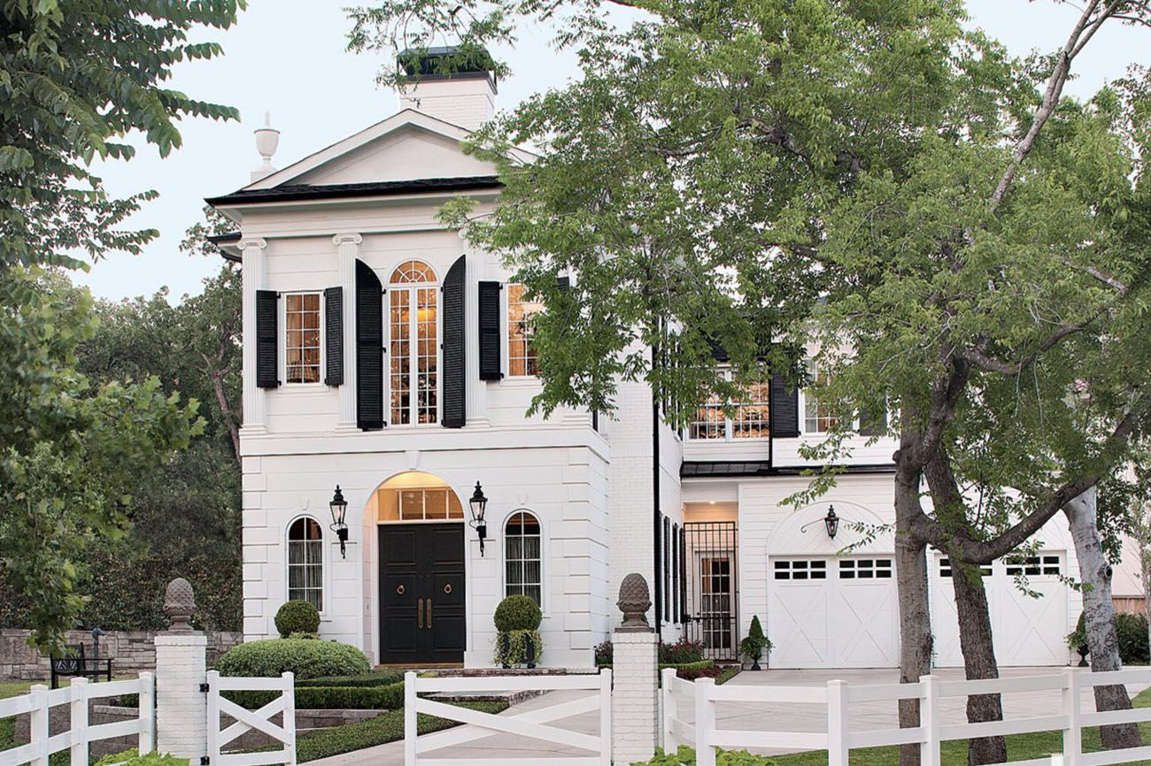 Palatial Federal Style Mansion In Houston Idesignarch Interior Design Architecture Interior Decorating Emagazine Federal Style House Exterior Architecture Exterior