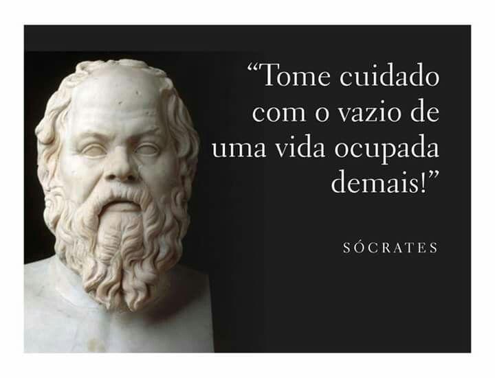 So Sei Que Nada Sei Frase De Socrates: Ideias - 7 Abril 2015