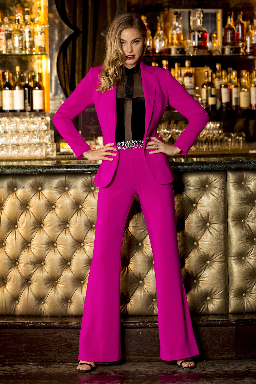Trending Fashion | Women\'s Classic Suit Blazer by Boston Proper ...