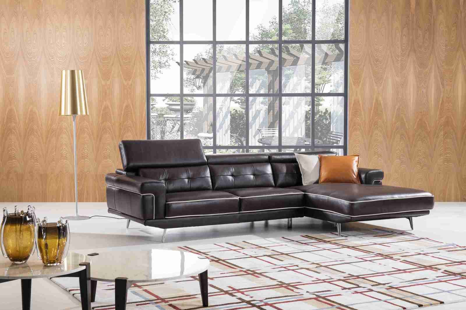 Furniture · leather lounge sofa brisbane style modern furniture