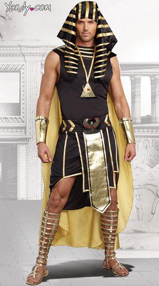 king of egypt costume gold and black king of egypt costume men s