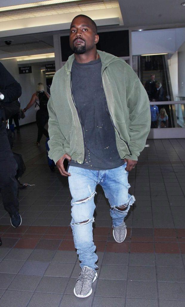 Kanye West Debuts More Adidas Yeezy Footwear At New York Fashion Week Highsnobiety Yeezy Adidas Yeezy Boost Yeezy Sneakers