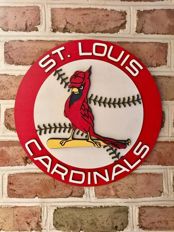 St. Louis Cardinals Man Cave Basement Bedroom 3d sign #mancavebasement St. Louis Cardinals Man Cave Basement Bedroom 3d sign #mancavebasement