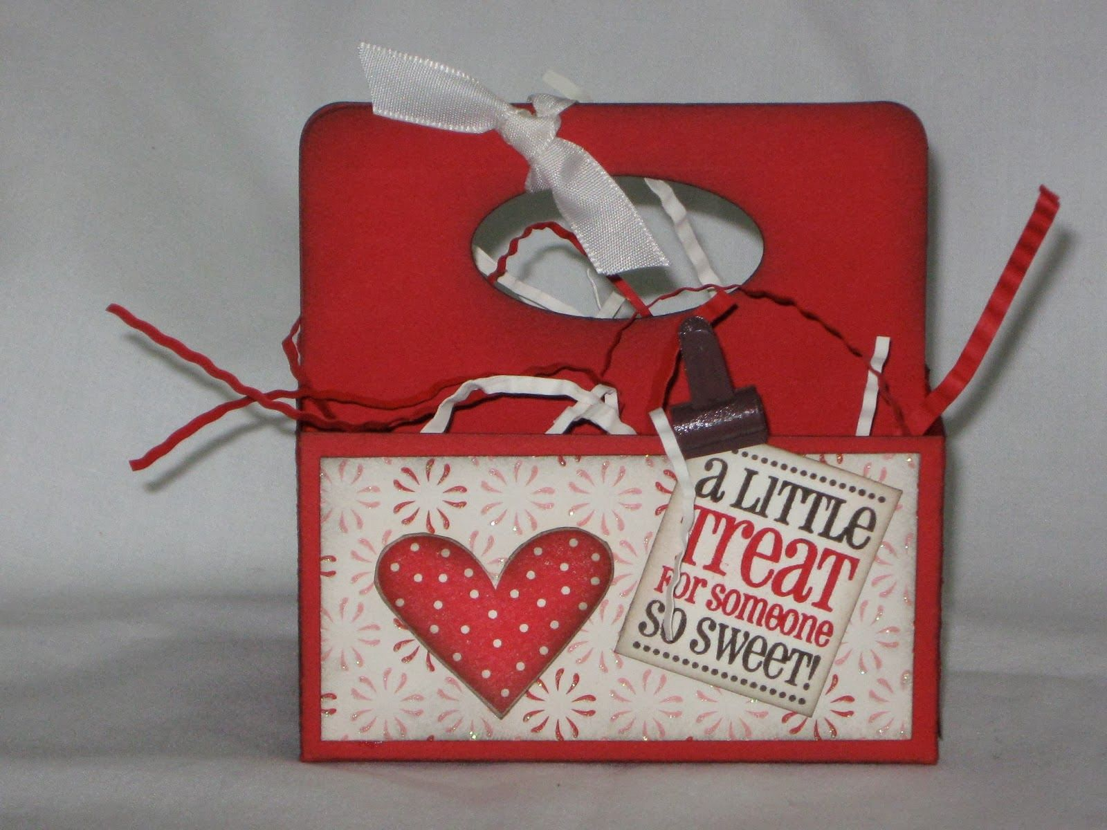 Valentine Box Make It Out Of Soda Jar Box #Diy