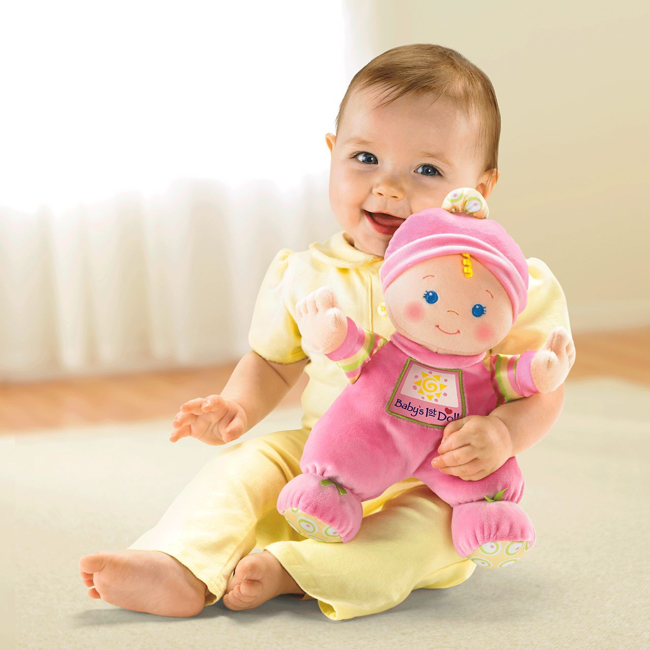 Image For Baby S 1st Doll From Mattel With Images Baby S First