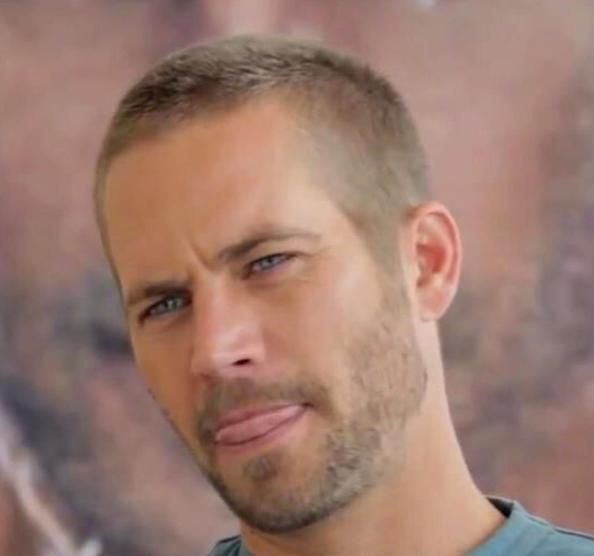 Nice Cody Walker · Hairstyle Short · Blue Eyes · Paul Weaveru0027s Nervous Mouth  Twitch