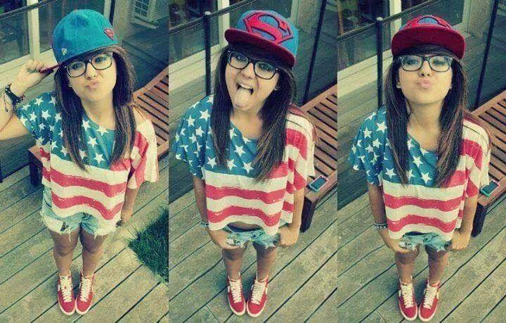 swag superman girl 2014