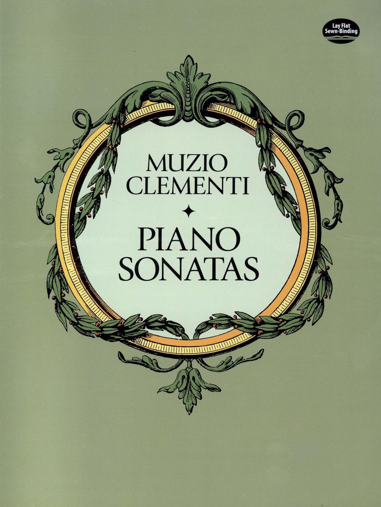 Piano Sonatas by Muzio Clementi Treasury of keyboard music by extremely…