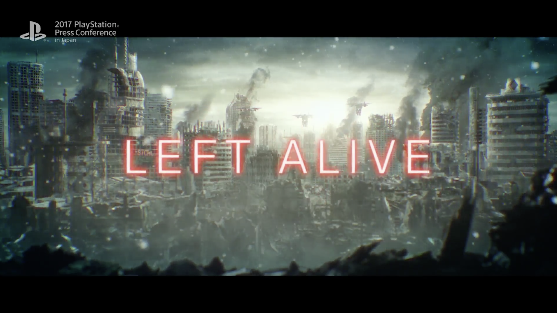 TGS 2017 Square Enix Reveals Left Alive from Former Metal