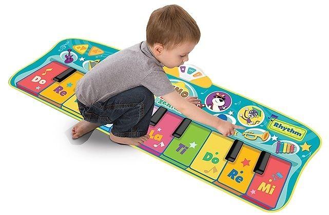 Baby Genius Step To Dance Junior Piano Mat Kids