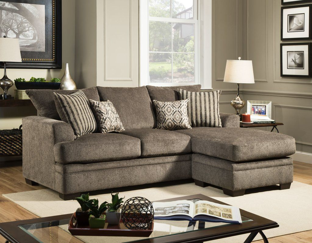 """Pelayo 92"""" Right Hand Facing Sectional in 2020 Living"""