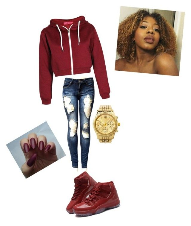 """""""do it big"""" by walkersyntaral ❤ liked on Polyvore featuring Charlotte Russe"""