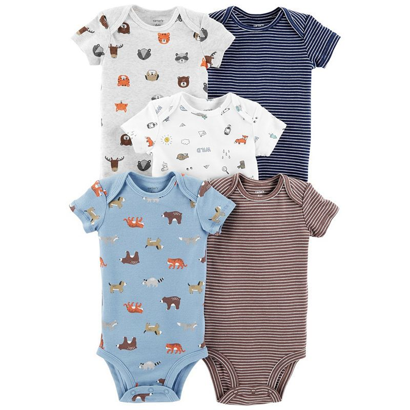 16a6a94192b0 Carter s Little Baby Basics Bodysuit - Baby in 2019