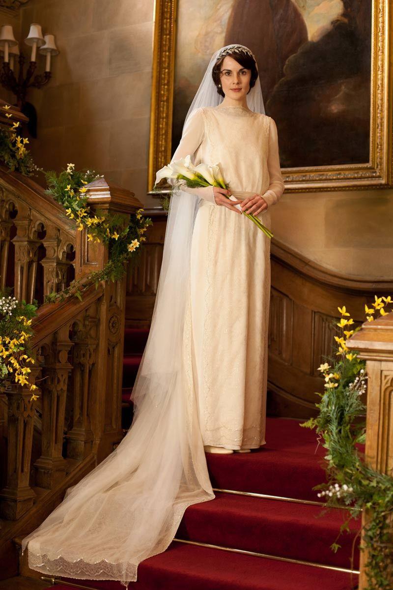 Leslie knope wedding dress  Una boda victoriana inspirada en Downton Abbey fotograma de la