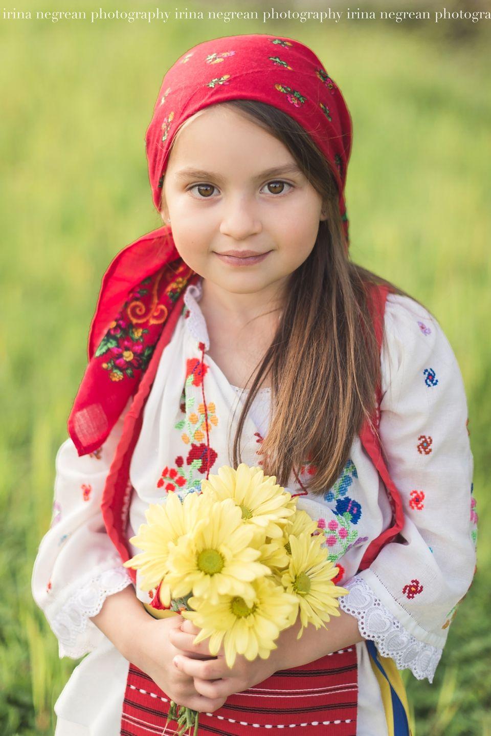 Irina Negrean Photography Romanian Girl Traditional -7367
