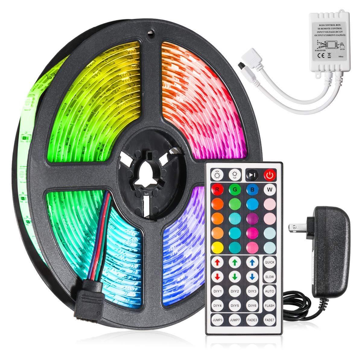 omgLEDs Light Strip | RGB 12v Flexible LED Strip