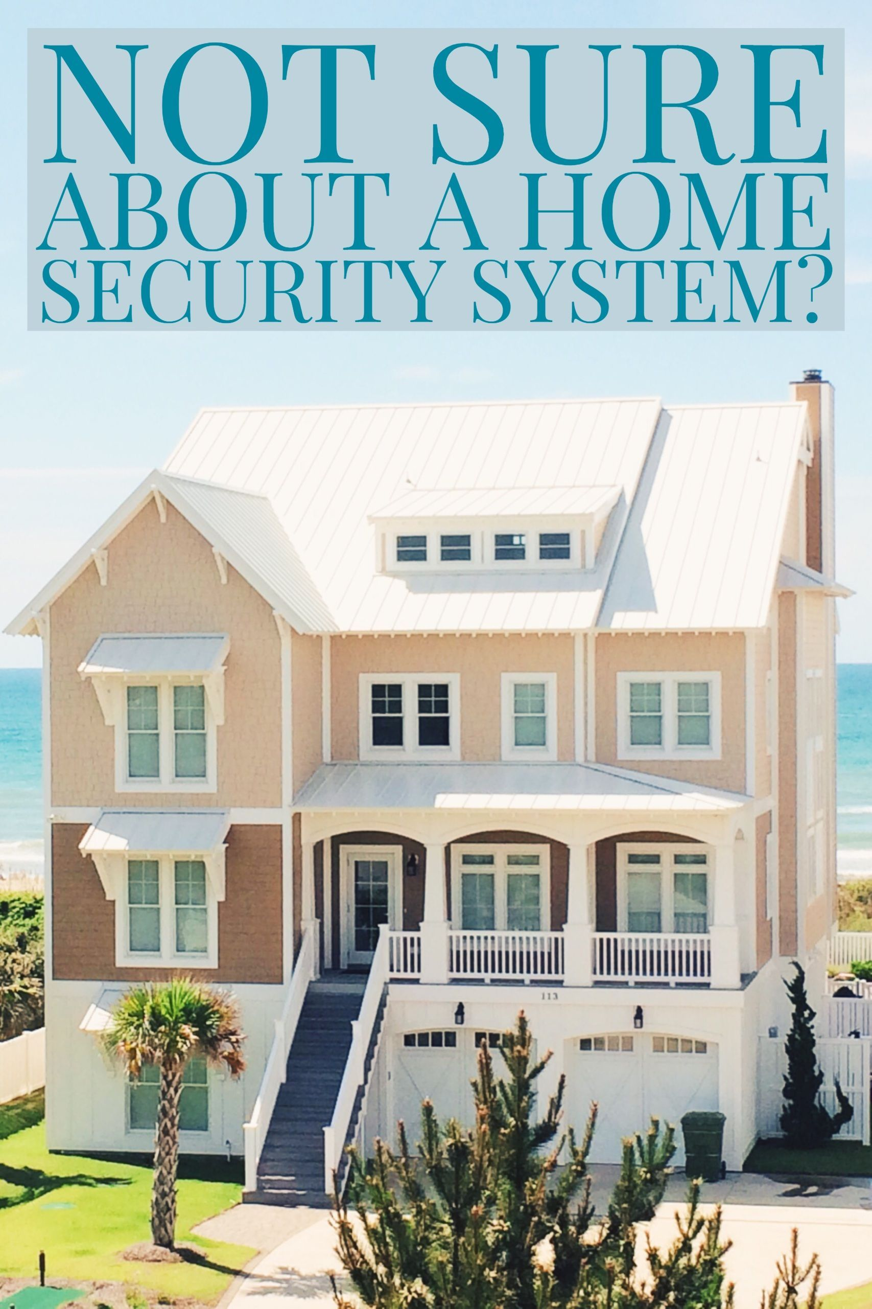 Debating to get a home security system This article helps break