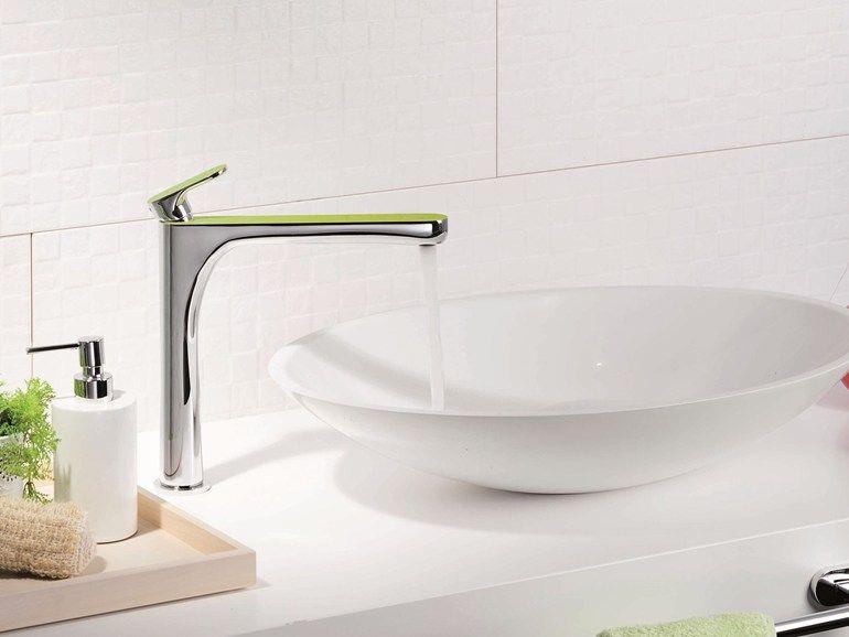 Miscelatore per lavabo senza scarico Collezione LINFA by NEWFORM ...