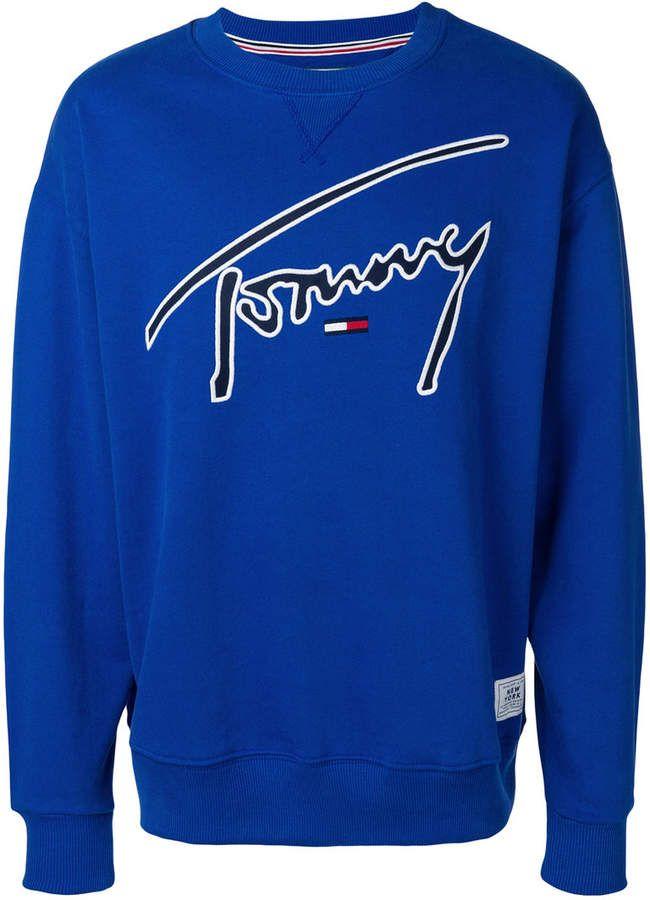 Tommy Jeans Signature logo sweatshirt | Prendas de ropa