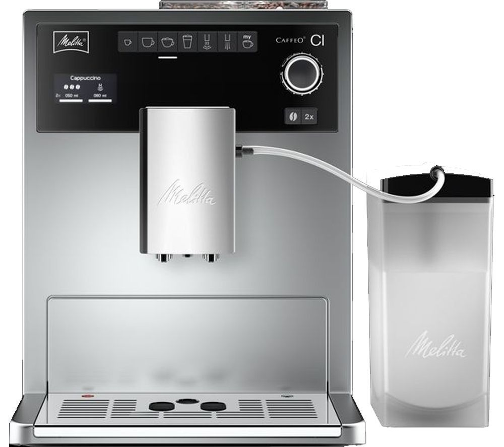 Buy A Melitta Caffeo Ci Bean To Cup Coffee Machine Stainless