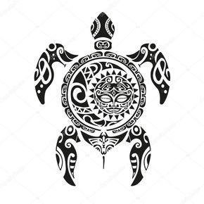 Photo of Maori Tattoos Pierna Borneo Tattoos