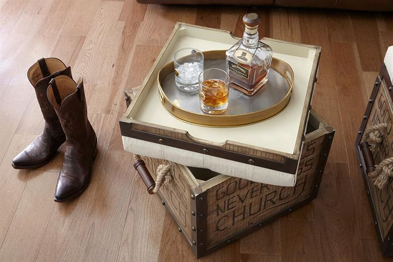 New at Hm: Embrace Rustic Charm with Eric Church Furniture