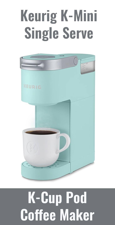 Keurig K Mini Single Serve K Cup Pod Coffee Maker Perfect Small