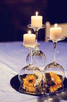 24 Clevere Dinge, die mit Weingläsern zu tun haben   – Bielecki wedding