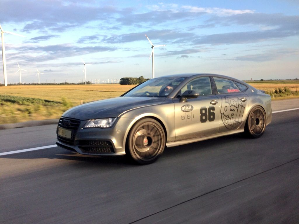 Raywell Design Audi A7 on modball rally | Cars | Audi, Audi