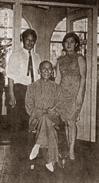 swk ip man with wong shun leung and his wife ving
