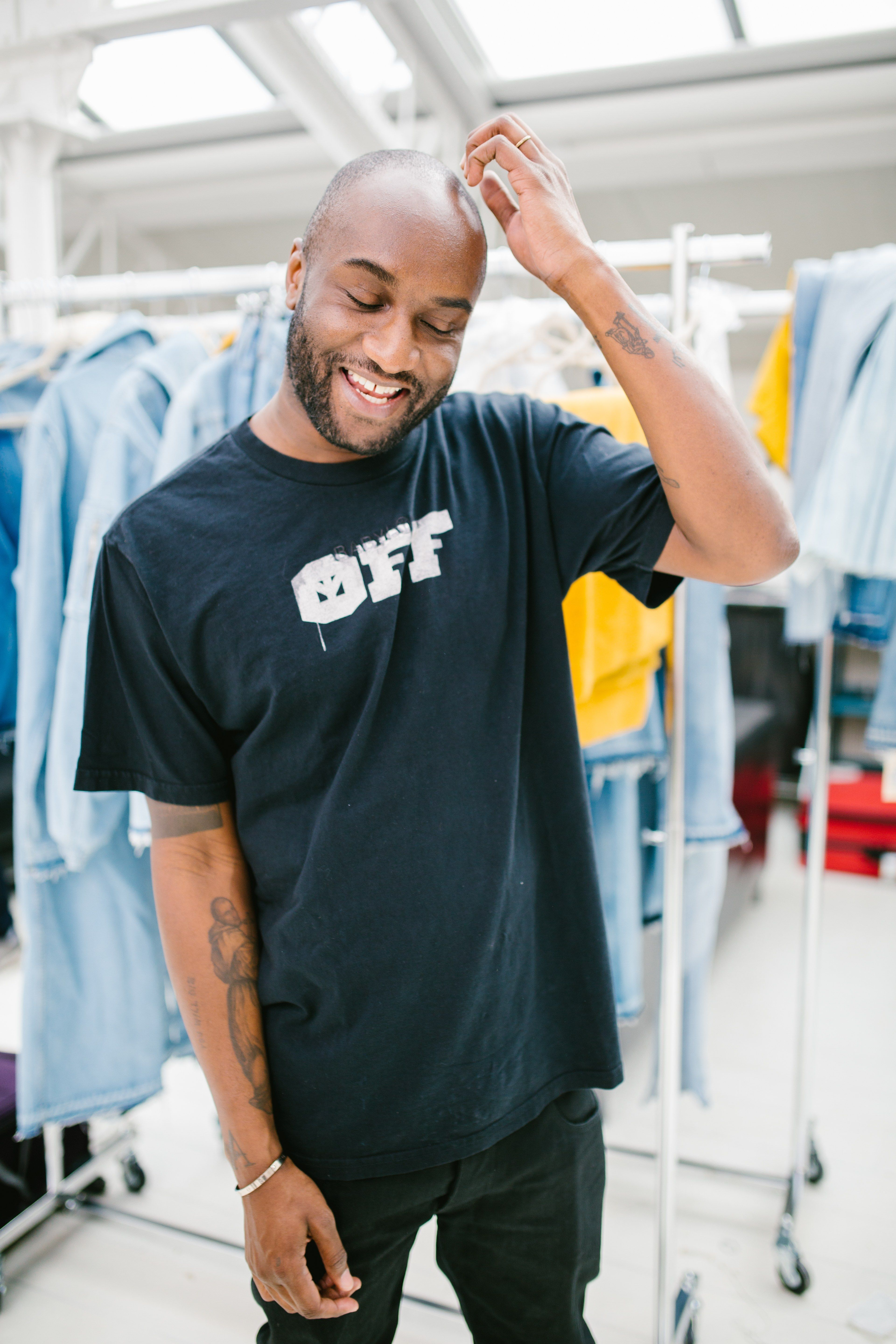 0861035af79a Virgil Abloh is Everywhere  An Interview with Fashion s Über ...