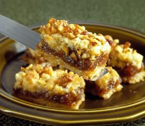 None Such Recipes Mincemeat Bars Recipe Fruit And Nut Bars Recipes