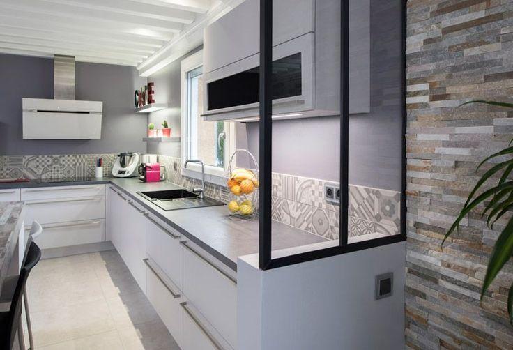 verri re cuisine aux portes de la ville r novation. Black Bedroom Furniture Sets. Home Design Ideas