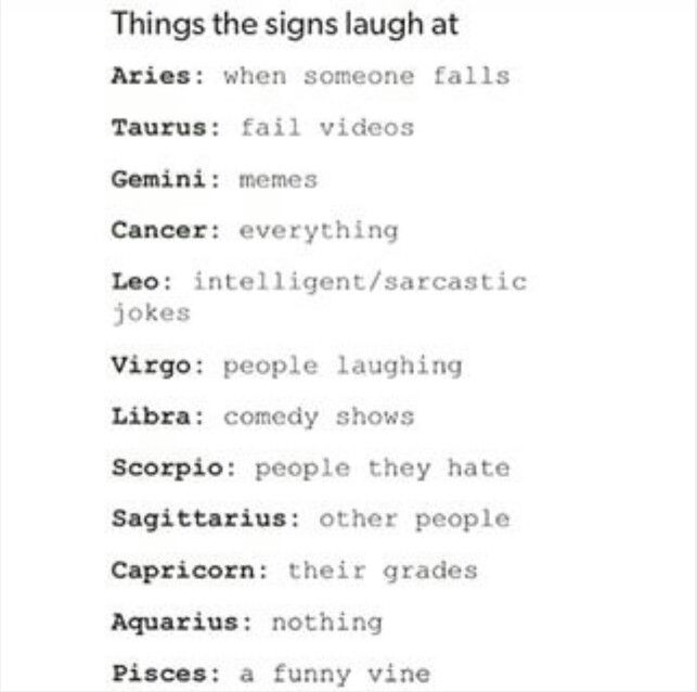 Intelligent Sarcastic Comments Zodiac Signs Funny Horoscope Funny Zodiac Sign Traits