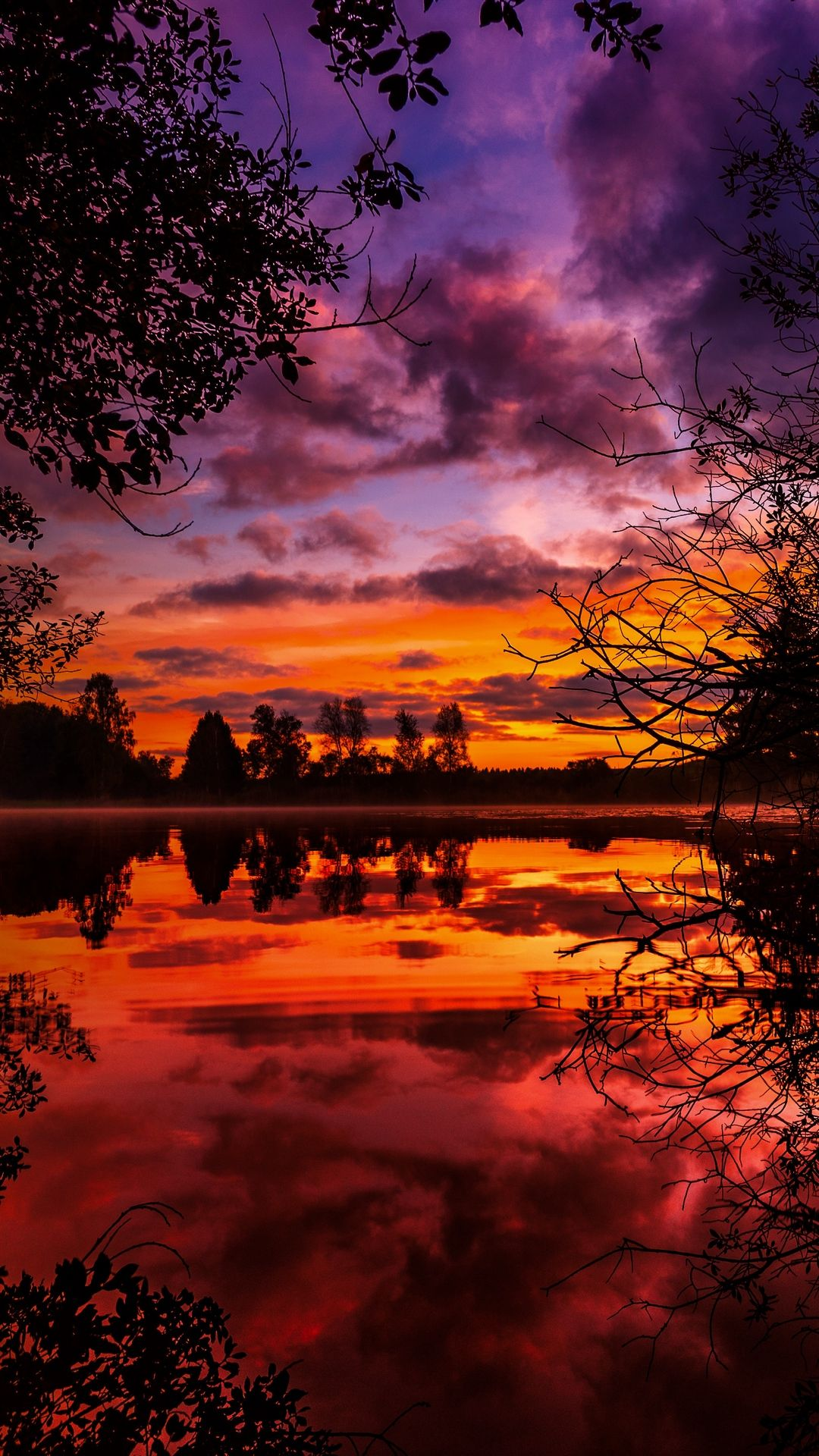 Pin by Miles Evans on kickass wallpapers | Sunset nature ...