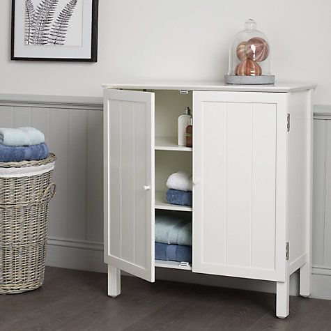 buy john lewis st ives double towel cupboard online at johnlewiscom