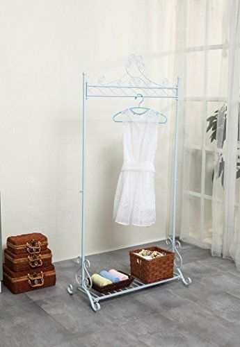 Buy Chic And Sturdy Garment Rack Clothing Racks With Bottom