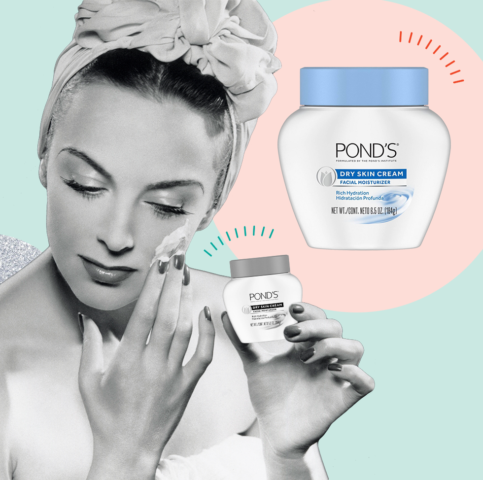 But Seriously What Is Pond S Moisturizer And Why Is Everyone Including Elizabeth Warren Saying I Should Ditch My Fancy Routine In 2020 Moisturizer For Dry Skin Cream For Dry Skin Skin Cream