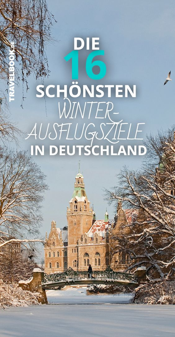 Photo of 16 winter excursion tips for Germany – one for every federal state!