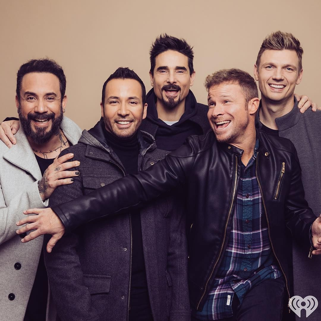 Backstreet Boys On Instagram Don T Think We Ll Ever Get Over This Day From The Bottom Of Our Hearts Thank You Backstreet Boys Boy Celebrities Nick Carter