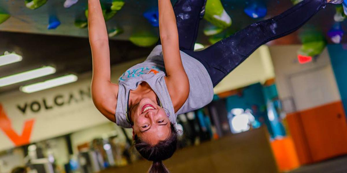 Workout Wednesday: Volcanic Climbing and Fitness on Punahou - Lei Chic - July 2015 - Honolulu, HI