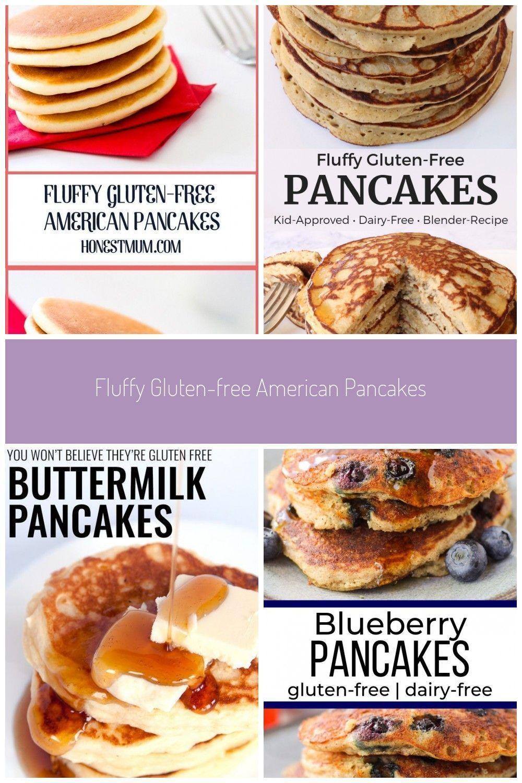 Fluffy GlutenFree American Pancakes Pfannkuchen Fluffy GlutenFree Am   Flauschige glutenfreie amerikanische Pfannkuchen kostenlose Pfannkuchen Fluffy GlutenFree  pfannkuc...