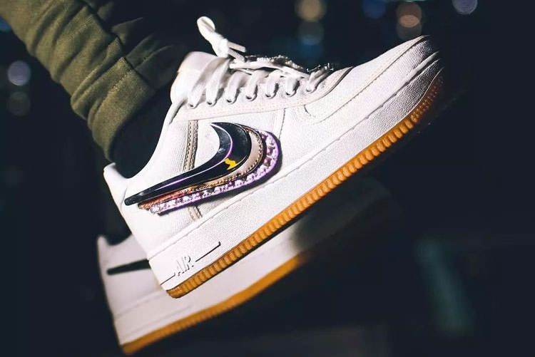 air force 1 x travis